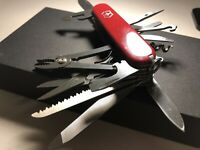 Victorinox Handyman Red Swiss Army Knife, Free Shipping, Mint Condition