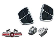 Kuryakyn Rear Kinetic Mini Floor Board & Adapter KIT Indian Chief Classic