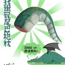 Miss Kobayashi's Dragon Maid Tooru Tail Plush Cosplay Cushion Pillow Toy Doll
