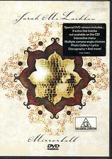 DVD Sarah Mc Lachlan - Mirrorball live concert 25 tracks