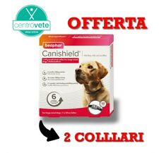 Beaphar Canishield Collare Antiparassitario Large - Confezione 2 Collari