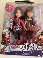 Girlz Girl Bratz Twiins Twins Phoebe & Roxxi Dolls Accessories New Very Rare