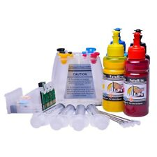 Non OEM Pigment ink ciss continuous ink system fits Epson WF-2510wf