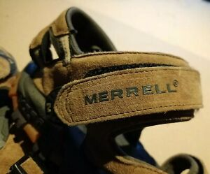 MERRELL   Kahuna   Mens Taupe Hiking Walking Sandals - UK Size 12