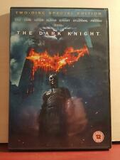 The Dark Knight (DVD, 2008, 2-Disc Set) - (J23)