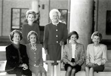 Six First Ladies of the U.S.- Ronald Reagan Library- Giant 13x19 Portrait Photo