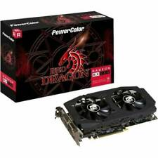 PowerColor Red Dragon Radeon RX 580 8GB Graphics Card