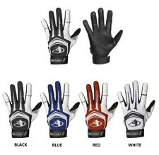 "Mattingly ""Hitman"" Series Men's Baseball / Softball Batting Gloves, ADULT MEDIUM"