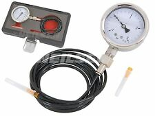 Universal De La Presión Turbo calibre 1 - 3 bar de presión de inyección de combustible probador medidor