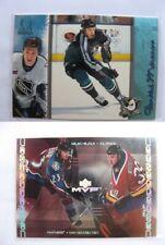 1997-98 Pacific Omega #4 Mironov Dmitri  ice blue  ducks all stars