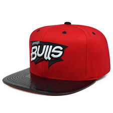 Chicago Bulls EXCLUSIVE WORD EM UP Snapback Mitchell & Ness NBA Hat