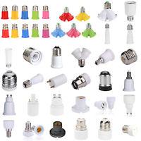 E27/E14/B22 /E12/E17/GU10 Lampe Steckdose Adapter Konverter Halter Für LED Lampe