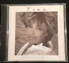 Tina Turner CD What's Love Got To Do With It OST Sealed