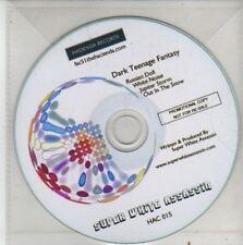 (CH461) Dark Teenage Fantasy, Russian Doll  - DJ CD