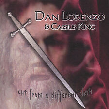 DAN LORENZO Cut from a Different Cloth CD HADES NON-FICTION
