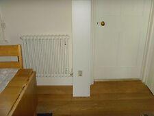 White Wall Shelf Chipboard with Brackets 1200 x 220 x 15