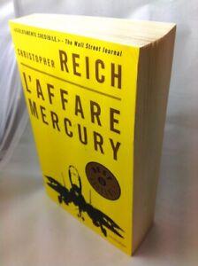 L'affare Mercury - Christopher Reich - Mondadori - 2004 -1°edizione