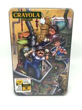 New and Sealed Crayola Crayon 2003 100th Anniversary Tin