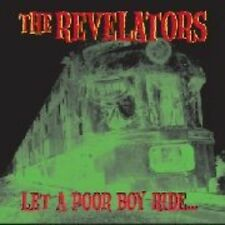 REVELATORS ‎– Let A Poor Boy Ride (Crypt) CD