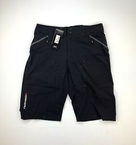 Louis Garneau Stream Techfit MTB Cycling Shorts Black Size XL New