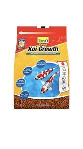 TetraPond Koi Vibrance Color Enhancers Fish Food And GoldFish 4.85-lb bag