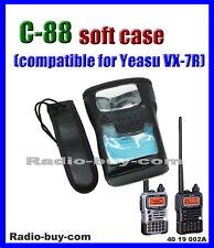 C-88 Soft Case for Yaesu VX7R VXA710, CSC-88, yaesu, vertex standard radio part
