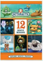The Octonauts: 12 Rescue Missions DVD NEW