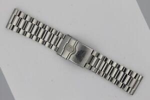 BA0860 Tag Heuer Formula 1 22mm SS Band Bracelet Mens CAH1010 CAH1011 CAH101A