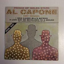 DISQUE 45T PRINCE OF WALES STARS AL CAPONE
