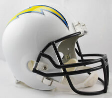 LOS ANGELES CHARGERS NFL Riddell Full Size Deluxe REPLICA Football Helmet