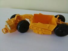 RARE VHTF, GAY TOYS, DIRT SCRAPER,1970'S ?, NEVER PLAYED WITH, BROKE FROM BOX