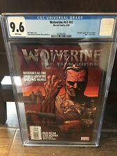 WOLVERINE #66 CGC GRADED 9.6 WP 1st APPEARANCE of OLD MAN LOGAN NM+