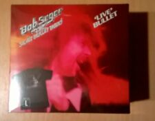 BOB SEGER & THE SILVER BULLET BAND Live Bullet (CD+T-shirt L sealed) RARE