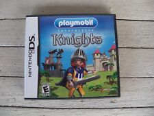 Playmobil interactive Knights  (Nintendo DS ) missing manual