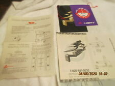 Next Bicycle manual user guide reflector bracket inntallation instructions +