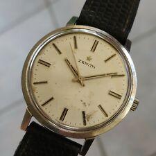 Zenith Oversized Stellina Vintage Mens Watch