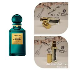 Tom Ford Neroli Portofino - 17ml (Perfume extract based EDP Decanted Fragrance)