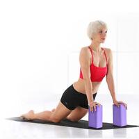 Casual Exercise Fitness Yoga Blocks Foam Bolster Pillow Cushion EVA Gym Training