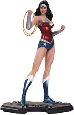 "WONDER WOMAN - Wonder Woman 10"" DC Icons Statue (DC Comics) #NEW"