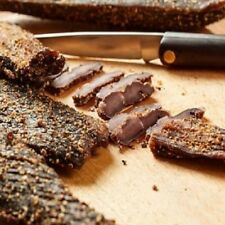1kg of Biltong mixed 500g Original and 500g Mild To Hot Sliced