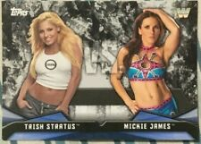 WWE Topps Women's Division 2017 Rivalries Inserts Set  NXT RAW Smackdown