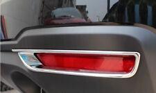 For Subaru Forester 2014-2018 Chrome ABS Trim Cover Rear Fog Light Lamp