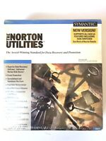 Symantec The Norton Utilities 6.0 Version SEALED Data Recovery Protection IBM PC