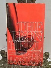 The Iron Heel by Jack London Dystopia Fascism in America No Middle Class Bantam