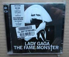 LADY GAGA THE FAME MONSTER 2 CD NUOVO