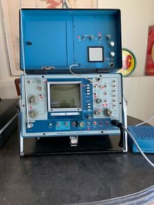 ISA ECR -1 TSCM Spectrum Analyzer