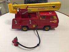 1970's Tonka Turbine Snorkel Fire Truck Original Parts