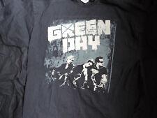 Green Day 2009 Konzert Merchandise Live Tour Shortsleeve T-Shirt XL L 2XL/XXLNEU