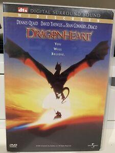 dvd movies - Dragonheart DTS Widescreen