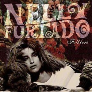 Nelly Furtado: Folklore - CD Álbum Dañado Funda